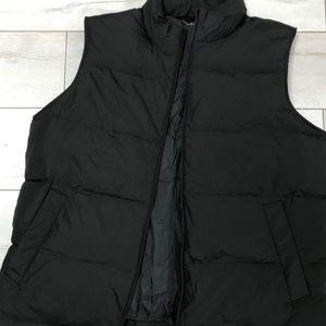Men's Lands' End Puffer Vest